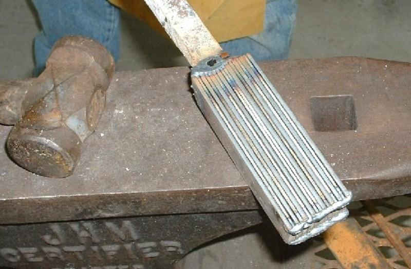 Как сделать сталь нержавеющий